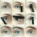 как накрасить брови