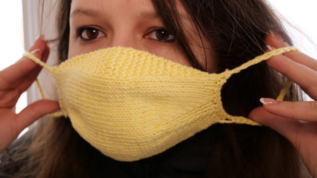 медицинская маска спицами