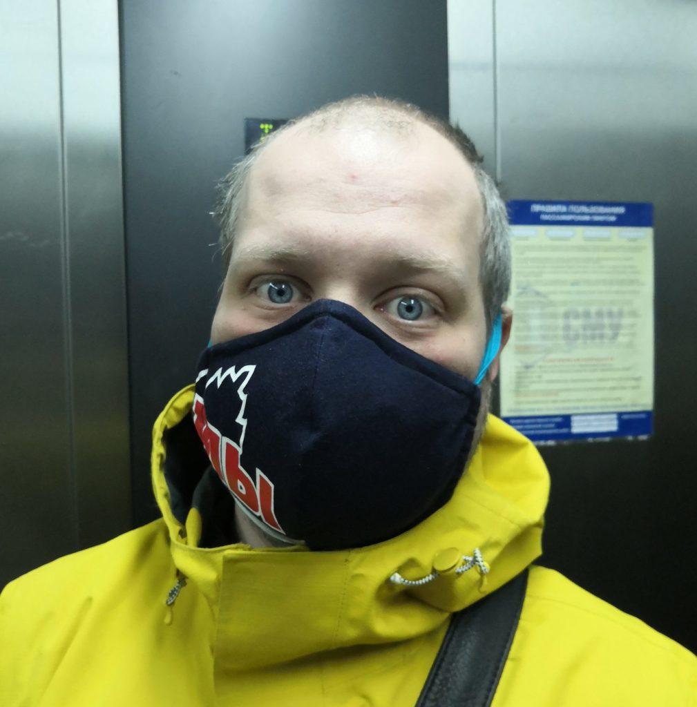 как сшить маску из марли медицинскую