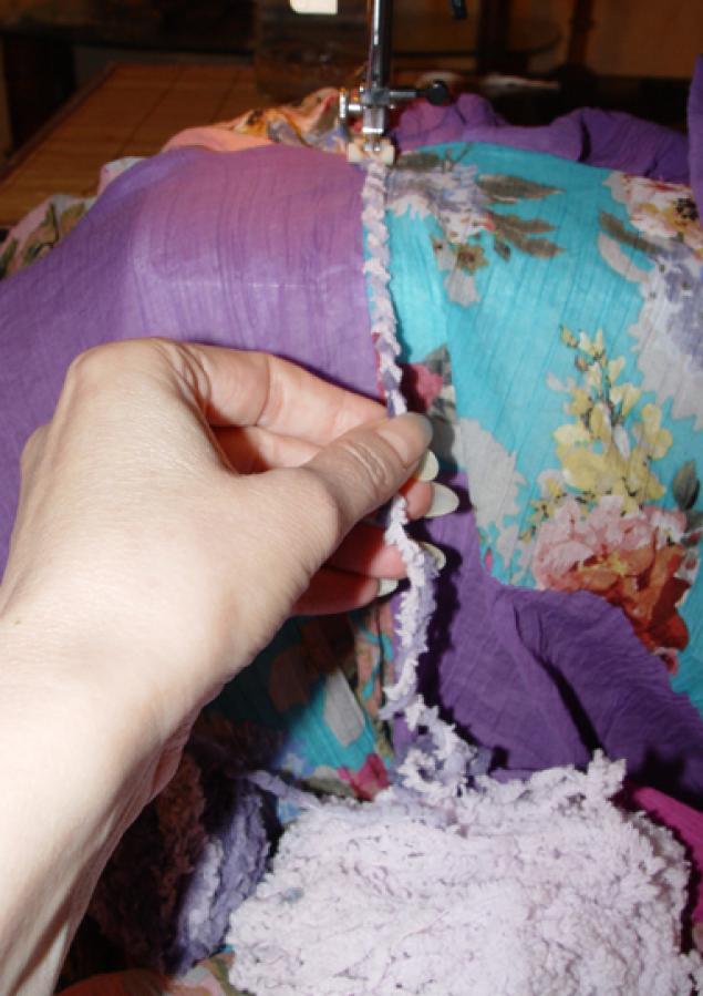 юбки бохо схемы