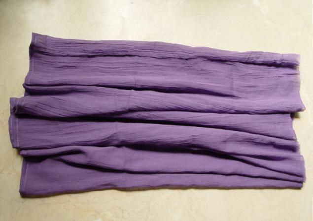 длинная юбка без выкройки