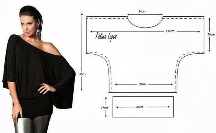 простые платья без выкройки +своими руками