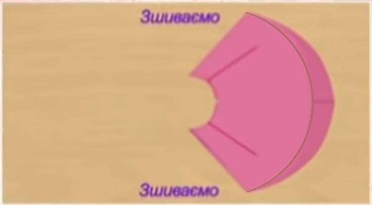 юбка +с асимметричным низом