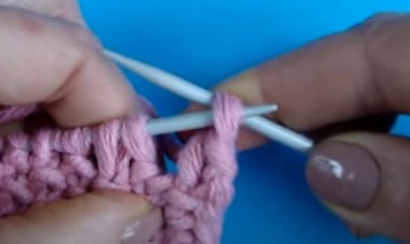 как красиво закончить вязание