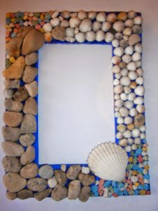 рамка +для картины +своими руками +из подручных