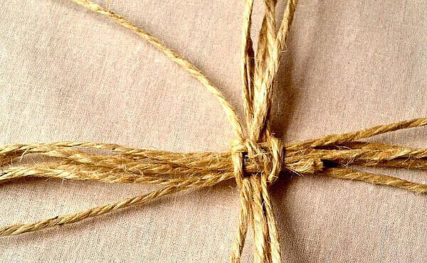 плетеные корзины фото