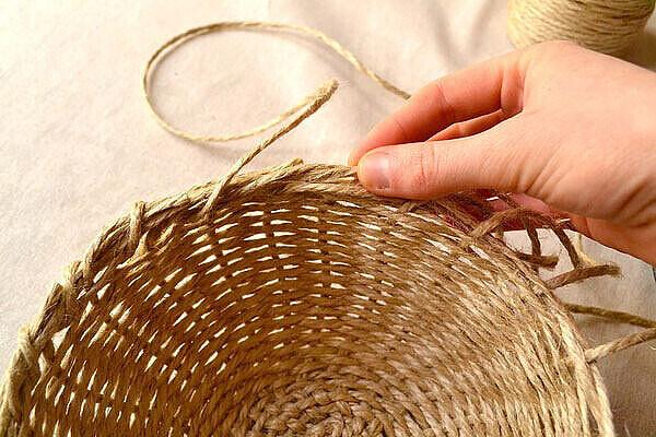 корзина +для пикника плетеная