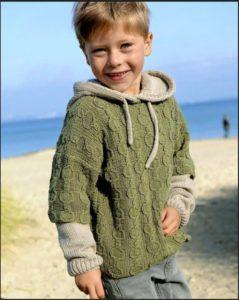 вязание спицами +для мальчиков