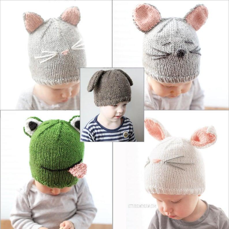 детские шапочки схемы +и описания