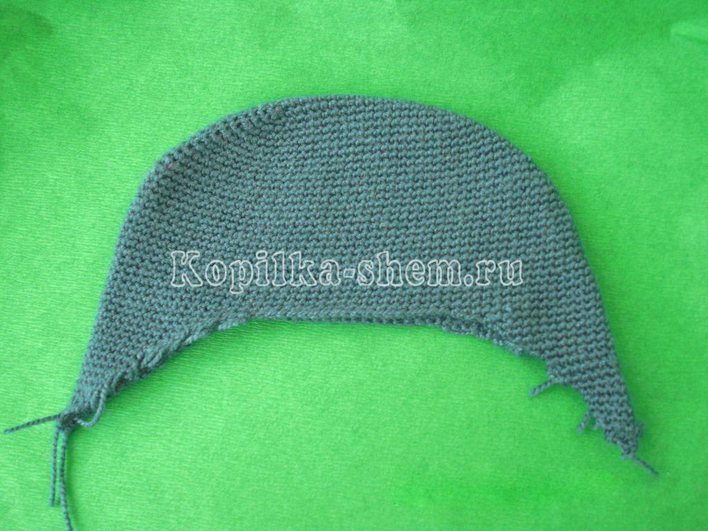 схема вязания кепки крючком +для женщин