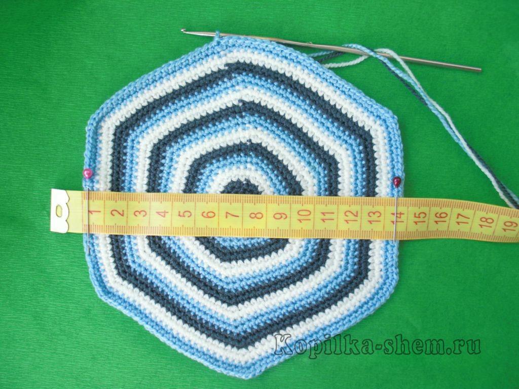 вязание крючком +для начинающих кепка