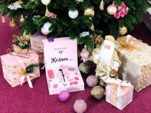 Подарки на новый год с МэриКэй